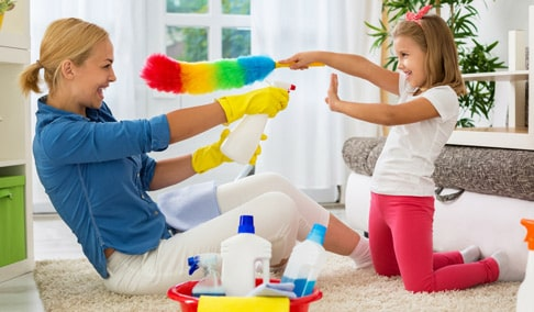 Cleaners London and House Cleaning Services